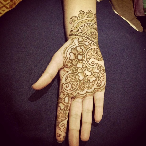 21 Mind Blowing Indian Mehndi Designs To Try In 2019 forecasting