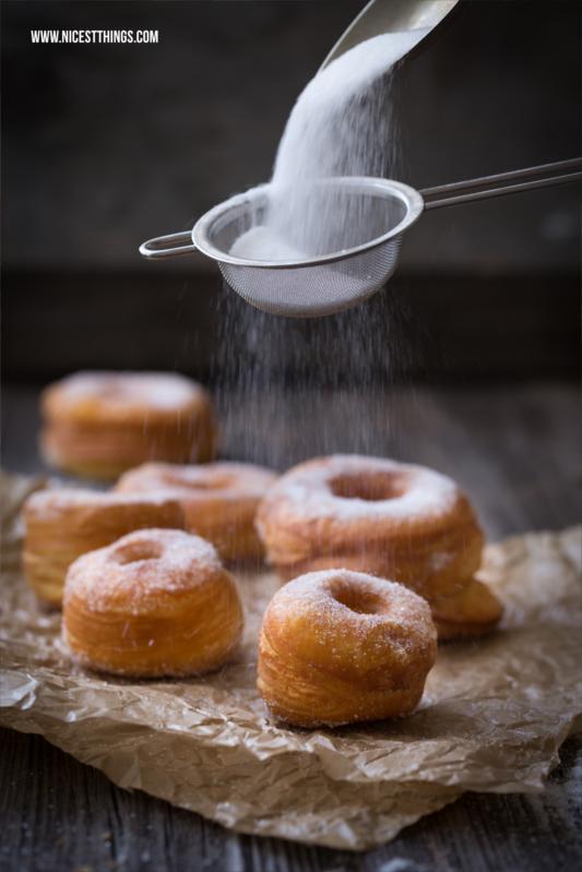 Cronut Rezept Cronuts selber machen #cronuts #cronut #donuts
