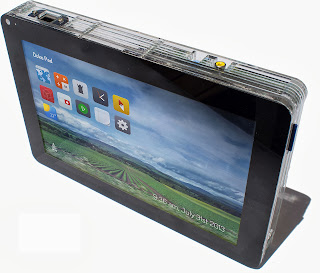 Tablet com Raspberry Pi
