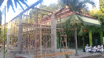 Renovasi Masjid Al Adab - SMK Negeri 7 Semarang :