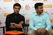 Ram charan at tennis tournament launch-thumbnail-4