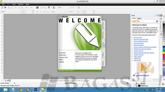 CorelDraw X6 Full Keygen 2