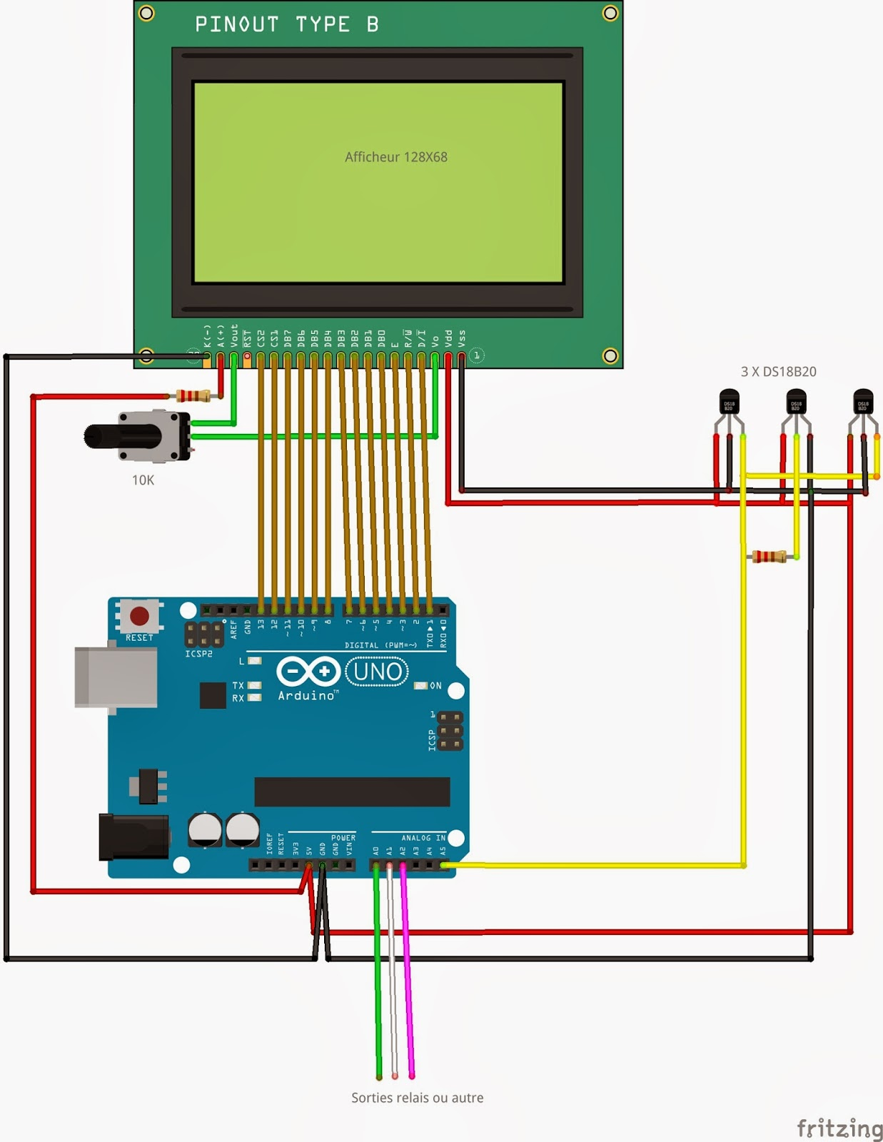 arduino-info - Brick-Temperature-DS18B20