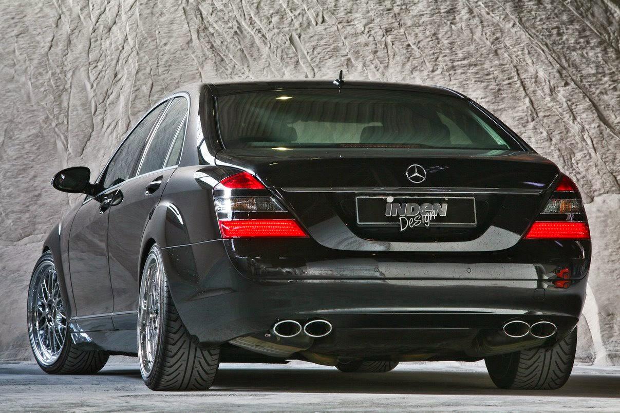 2014 Mercedes-Benz S500