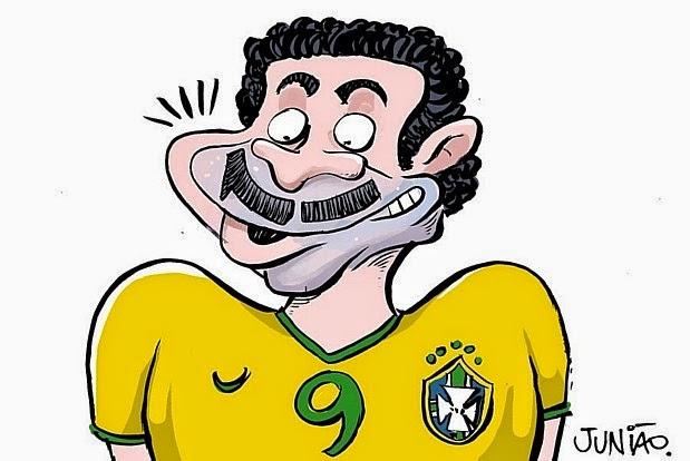 Fred, Brasil, Camarões, Junião