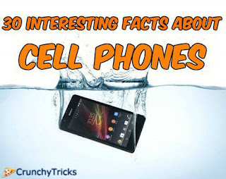 50+ Interesting Facts About Cell Phones You Might Don't Know