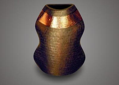 vas bungan dari tembaga