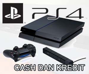 Kredit Playstation 4