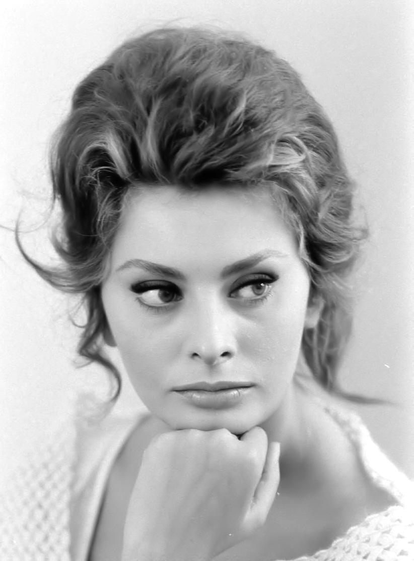 rohmerin: Sophia Loren...