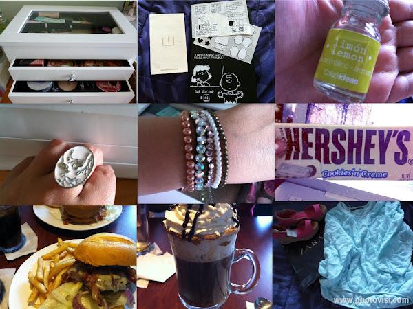 Reflexiones Domingueras IV: Momentos de la Semana # 2