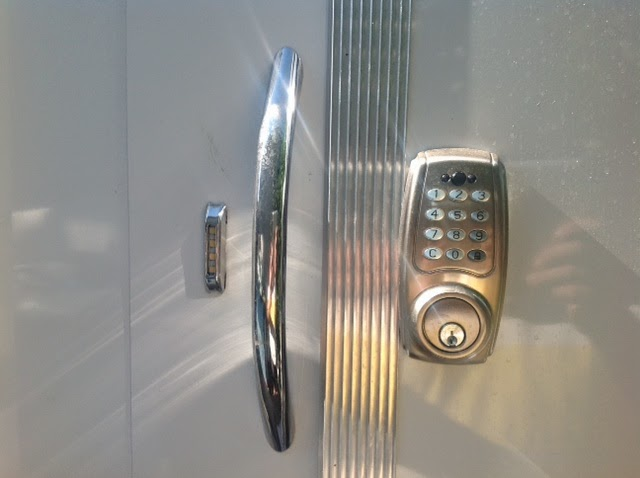 Door security