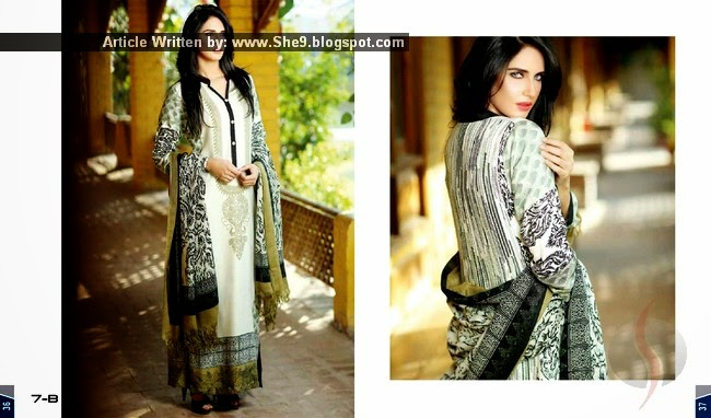 Designer Maheen Hussain Winter Dresses