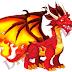 Cruzamento e Ovos de Dragões de Fogo: