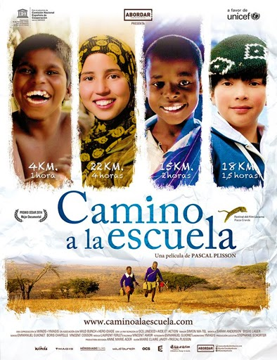 Ver Camino a la escuela (Sur le chemin de l'école) (2013) Online