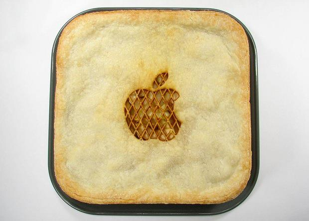 iPie Thanksgiving recipe for true apple pie