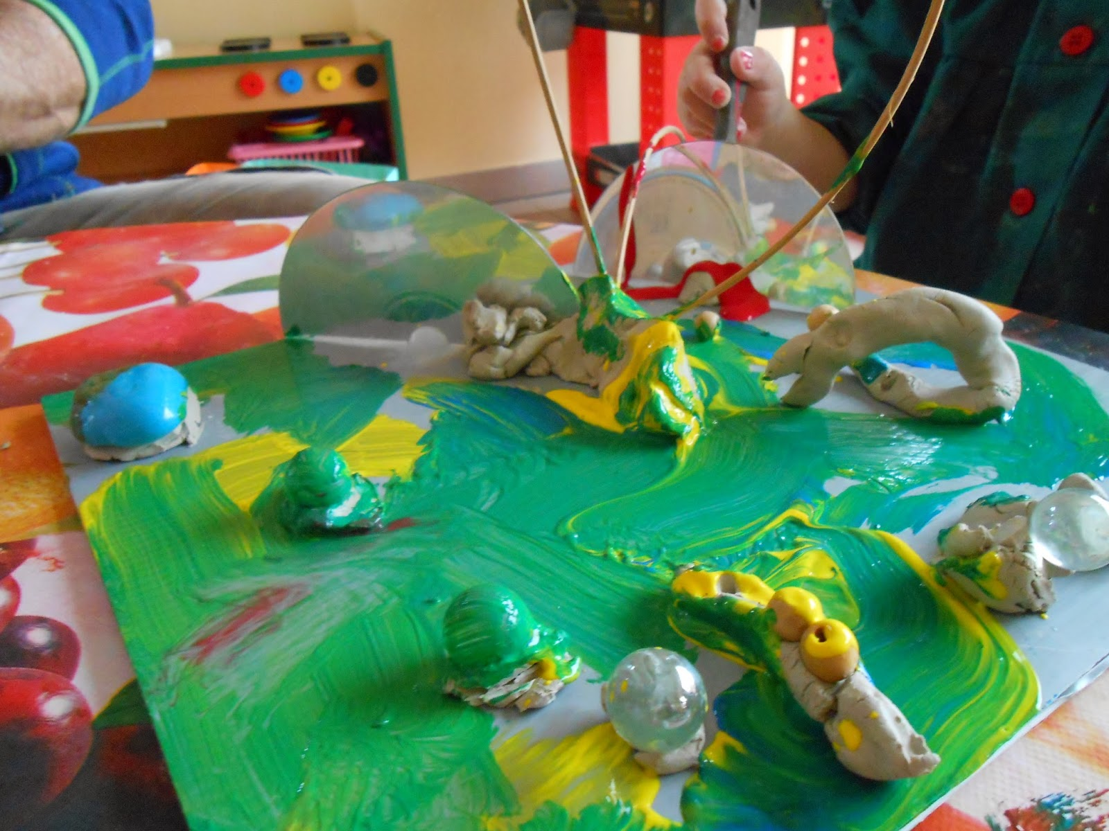 Assistants maternels notre m tier au quotidien art for Le jardin imaginaire