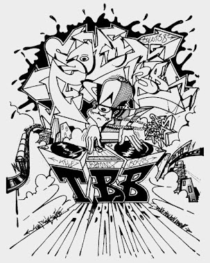 """SOLO138 TBB...THE BRONX BOYS"" Art by TUF TIM TWIST RSC"