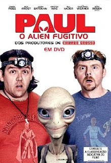 Paul – O Alien Fugitivo Dual Audio 2011