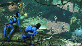 free download games james cameroon's avatar the video game
