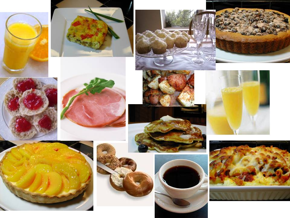 Chef and househusband breakfast brunch the best for Best brunch menu