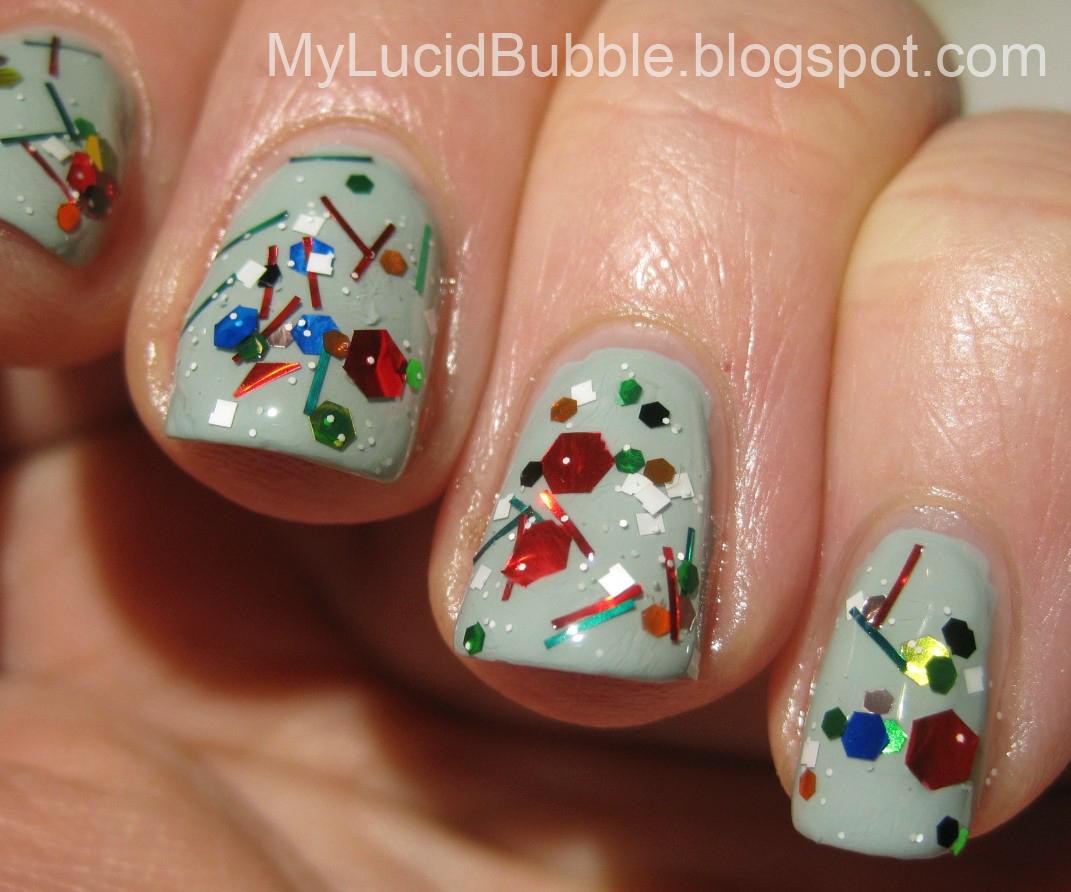 Missha The Style Lucid Nail Polish Dazzling #3 | My Lucid Bubble