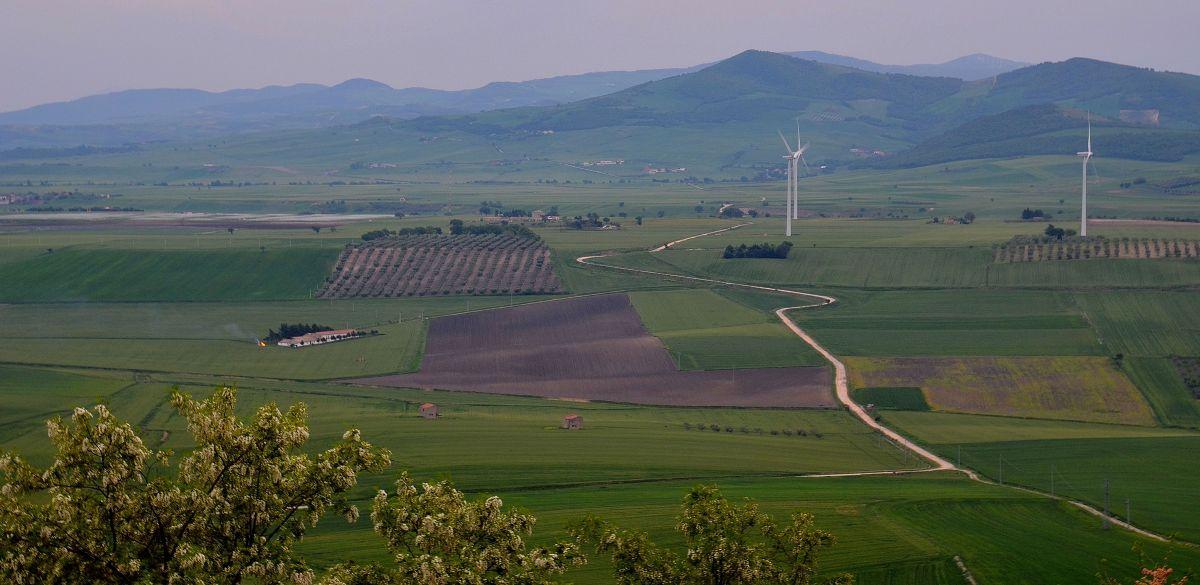 Italia intorno a me troia sub appennino dauno - Il tavoliere delle puglie ...