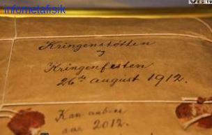 paket misterius berusia 100 tahun
