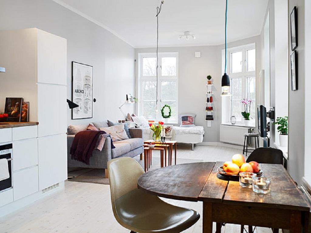 35 Ideas De Decoraci N De Apartamentos Peque Os Decoraci N Del  ~ Decoracion Apartamentos Pequeños