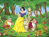 #5 Snow White Wallpaper