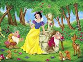 #5 Snow White Wallpaper