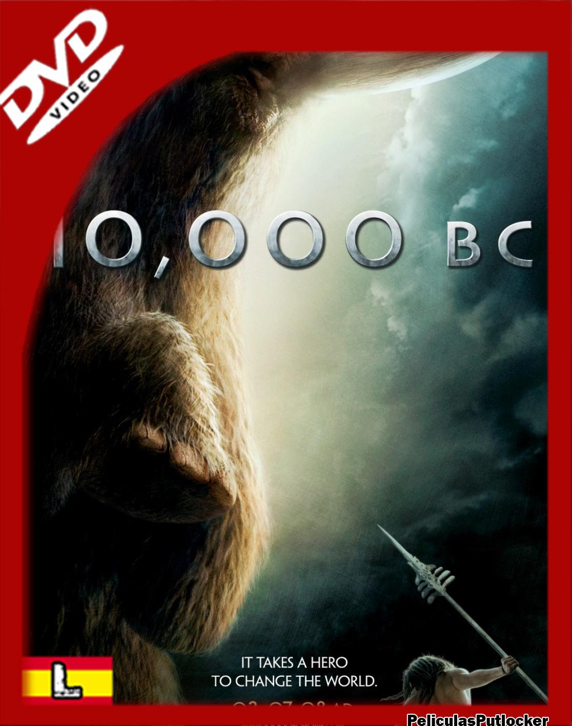 10,000 AC [DVDRip][Latino][MG-FD]