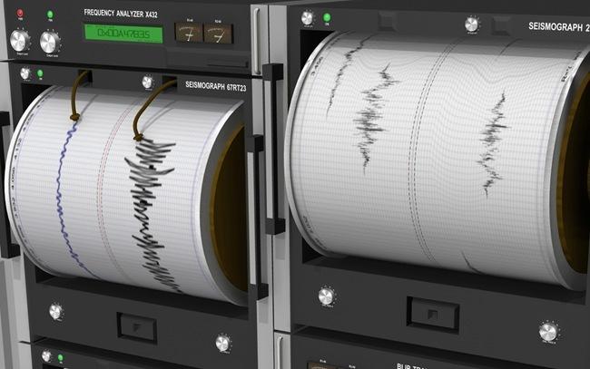 Σεισμός 3.7 σημειώθηκε με επίκεντρο την Παλική