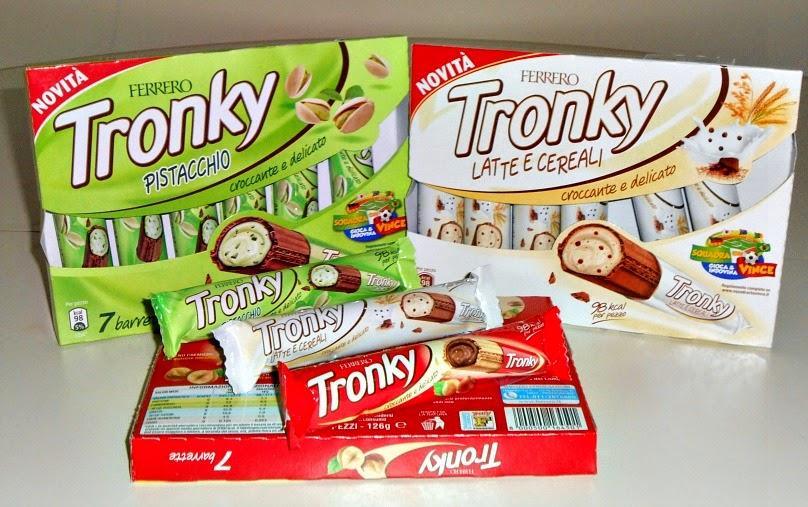 #tronkytricolore: tronky si veste dei colori dell' italia!