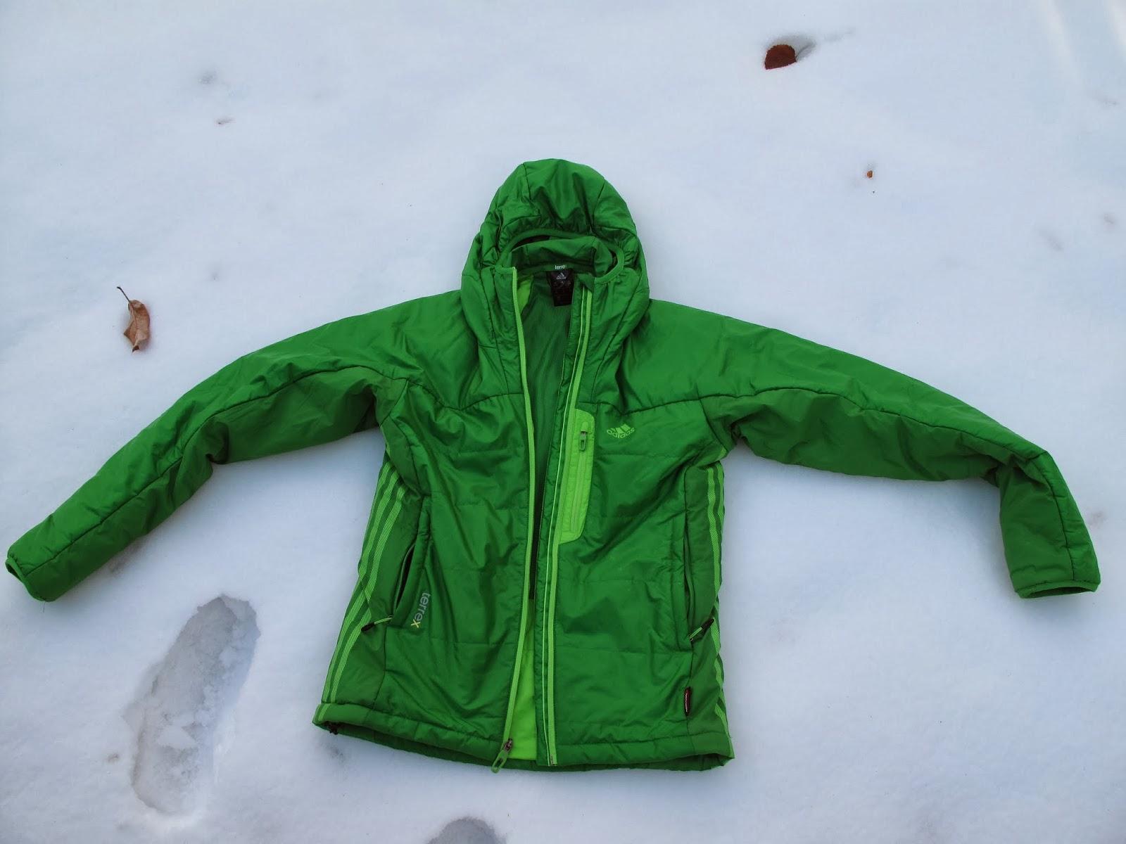 adidas terrex jacket review