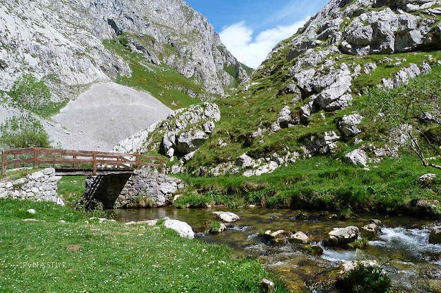 Puente Colines - Bulnes - Picos de Europa