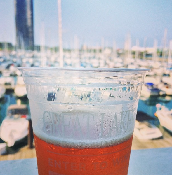 Great Lakes Beer Instagram contest