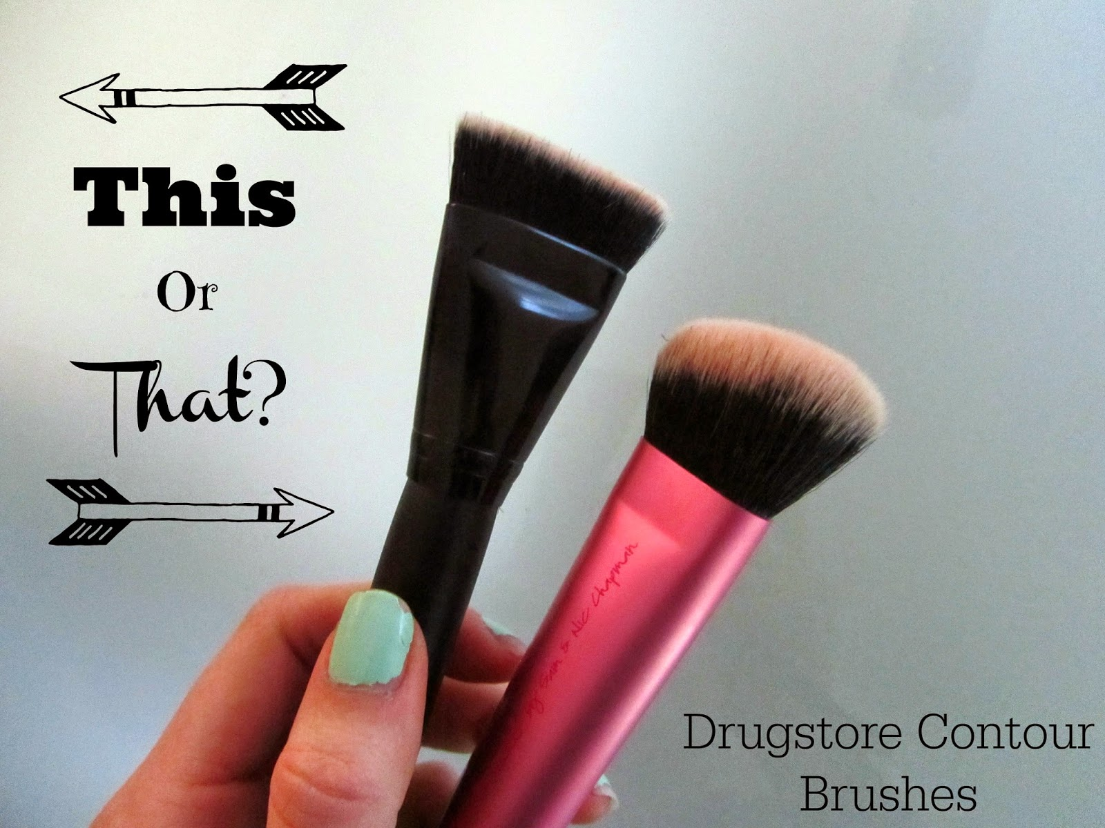 best contour brush. contouring is all the rage right now, and i have been on hunt for an affordable contour brush that easy to use, blends well creates a natural best