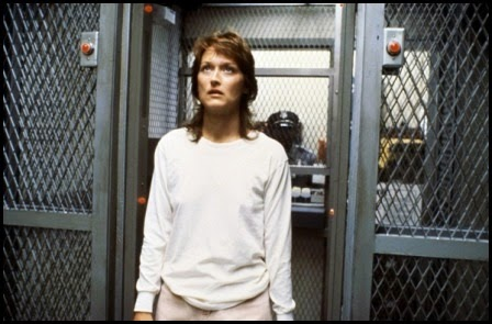 Meryl Streep en Silkwood (1983)