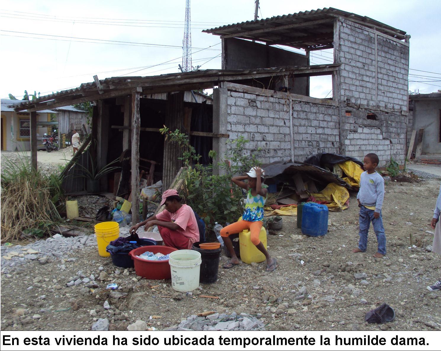 Tonchig e al d a ubican en vivienda temporal a dama que requiere nueva casa - Casa nueva viviendas ...