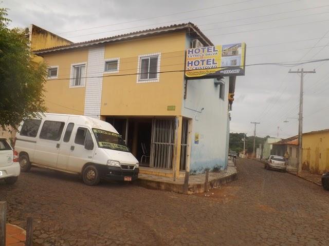 EM SÃO JOÃO DOS PATOS MARANHÃO, HOSPEDA-SE NO HOTEL ESTRELA DALVA, SUA CASA FORA DE CASA