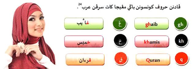 kata serapan bahasa arab dalam bahasa indonesia