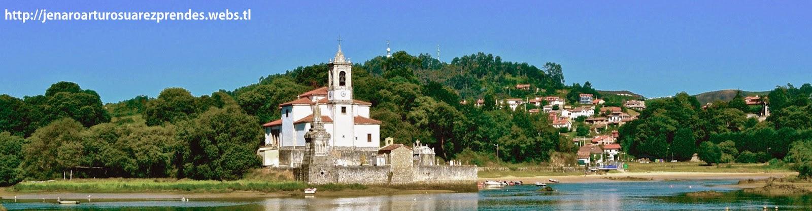 Asturias oriental caminos de la costa oriente de asturias for Cementerio jardin del mar