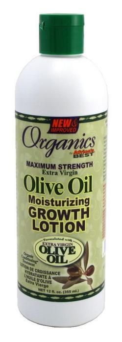Africas Best Organics Olive Oil Max Strength Growth Lotion