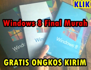 WINDOWS 8.1 TERMURAH