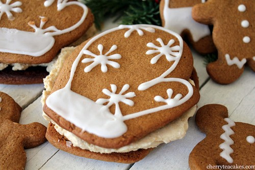 Decoration biscuit de noel - Decoration gateau glacage ...