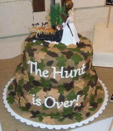 Sarcastic Sarcasms Redneck Weddings Cakes I 20 pics Nice