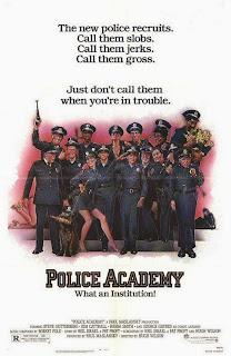 Ver online: Loca academia de policía (Police Academy) 1984