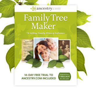 Family Tree Maker 2014: 30% off Pre-sale Promotion $27.99 ~ Teach Me