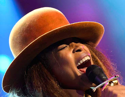 Erykah Badu at Montreux Jazz Festival
