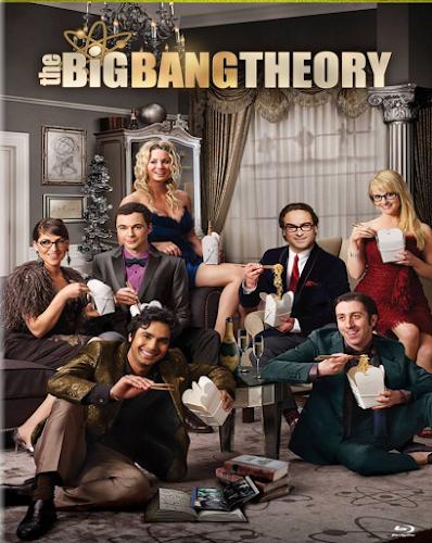 The Big Bang Theory 9ª Temporada BRRip WEB-DL 720p Dual Áudio + Legendas Torrent - 2015